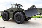 PKT combat engineering bulldozer at Park Patriot 03.jpg