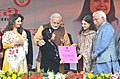 "PM Modi at the launch of ""Beti Bachao, Beti Padhao"" programme.jpg"