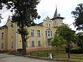 Pałac Lipowiec od strony ul. Lipowej..JPG