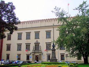 Pałac Wielopolskich w Krakowie, 2011