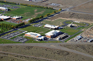 Pacific Northwest National Laboratory - Physical Sciences Facility