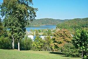 Paintsville Lake - Image: Paintsville Lake 2