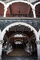 Palacio de Gibierno, Aguascalientes, Ags, Escaleras y arcos.jpg