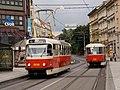 Palackého náměstí, Tatra T3R.P.jpg