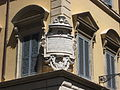 Palazzo Magistrale, Roma (placa) 1.jpg
