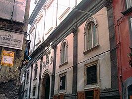 Palazzo Marigliano, Naples