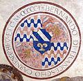 Palazzo vicariale di certaldo, stemma 61 carnesecchi.JPG