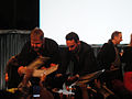 PaleyFest 2011 - The Walking Dead panel - Robert Kirkman and Andrew Lincoln sign for fans (5499988819).jpg