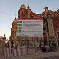 Pandemia de COVID-19 - Centro Histórico, Ciudad de México (noviembre 2020).jpg