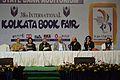 Panel Discussion - Rabindra Sangeet - 38th International Kolkata Book Fair - Milan Mela Complex - Kolkata 2014-02-04 8464.JPG