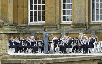 Pangbourne - The Pangbourne and District Silver Band July 2010