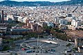 Panoramic view of Barcelona , Catalonia, Spain.jpg