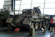 Panther CanadianWarMuseum