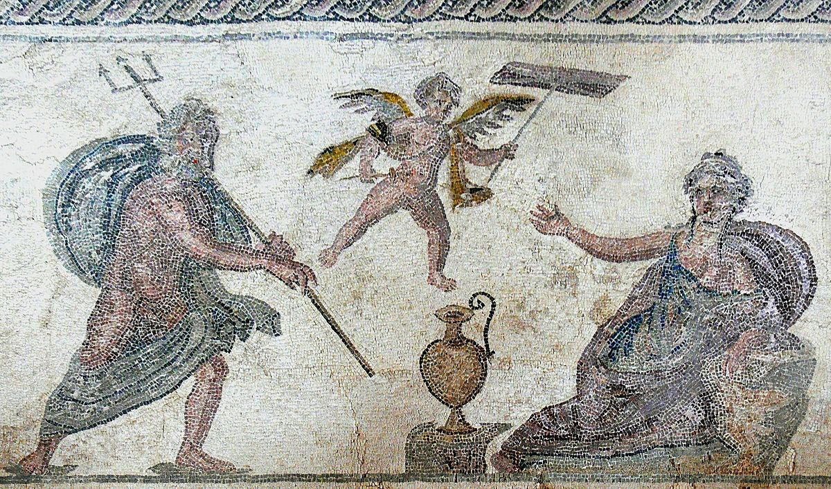 the mythological story of the daughters of danaus