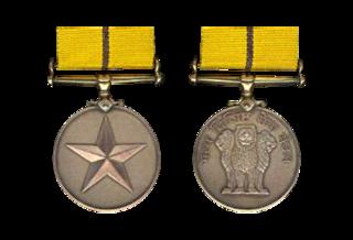 Param Vishisht Seva Medal