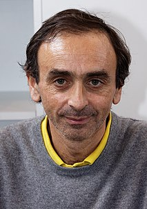 Éric Zemmour French journalist and writer
