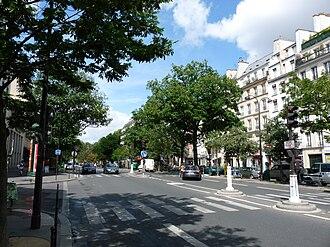 Boulevard du Temple - Image: Paris boulevard du temple