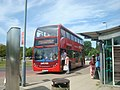 Park and ride bus to Cambridge - geograph.org.uk - 1944486.jpg