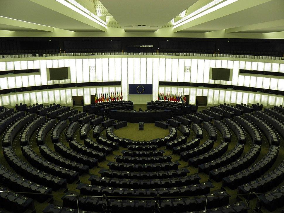 Parlement européen - Hémicycle (1)