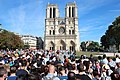 Parvis Notre-Dame fermé par la police à Paris le 14 août 2016 - 05.jpg