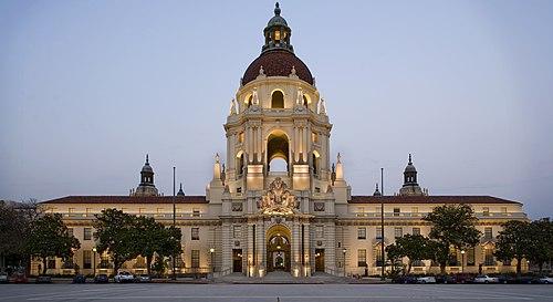 Pasadena mailbbox