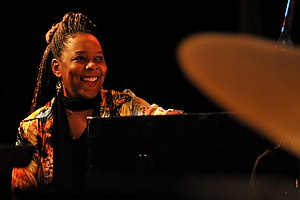 Patrice Rushen - Rushen performing on March 2, 2010