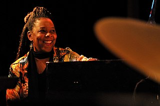 Patrice Rushen American jazz pianist and R&B singer