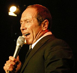 Paul Anka - Anka at the 2007 North Sea Jazz Festival