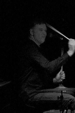 Paul Hanley (musician) - Paul Hanley c.2012