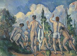 Paul Cézanne - Bathers - Google Art Project.jpg