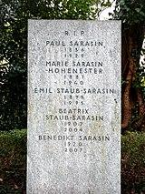 Paul Sarasin