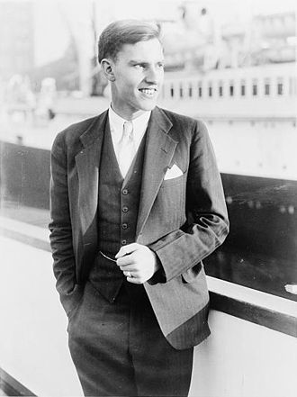 Paul Siple - Paul Siple in 1932