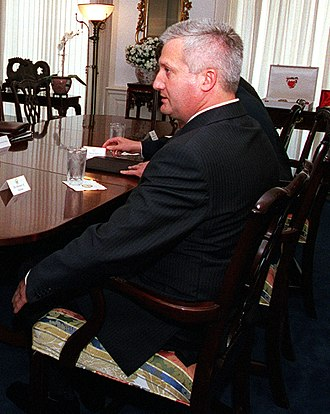 Chief of the General Staff of the Armed Forces of the Republic of Croatia - Image: Pavao Miljavac