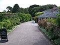 Payment Area, Trelissick Gardens - geograph.org.uk - 1477506.jpg