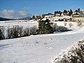 Paysage de neige à Villard-de-Lans (mars 2009) - panoramio - Eric Bajart.jpg
