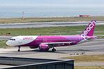 Peach Aviation, A320-200, JA802P (18258813818).jpg