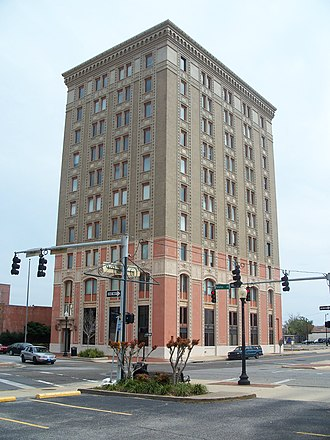 National Register of Historic Places listings in Escambia County, Florida - Image: Pensacola Am Nat Bank 02