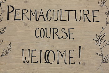 English: Permaculture Course Welcome