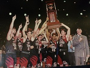 Perth Wildcats - The 1995 Championship-winning Wildcats