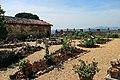 Pescia, villa la guardatoia, giardini, aiuole all'italiana 04.jpg