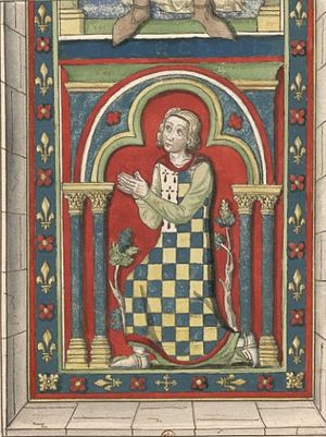 Peter I, Duke of Brittany - Image: Peter I of Brittany 2