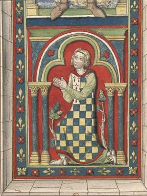 Peter I, Duke of Brittany