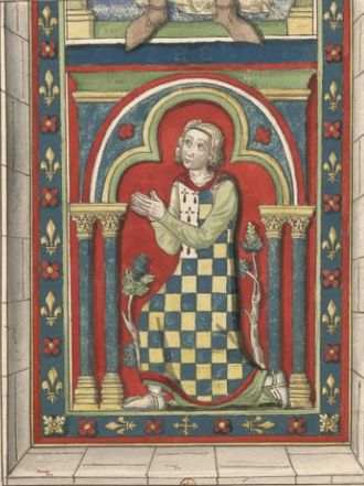 Duchy of Brittany - Pierre Mauclerc: Duke of Brittany jure uxoris with Alix, and Regent to his son John I