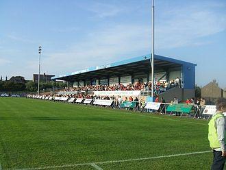 Balmoor Stadium - Image: Peterhead, Balmoor Stadium