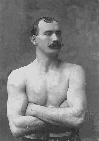 Peter Maher (boxer) - Image: Petermaher