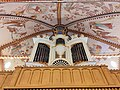 Petschow (Dummerstorf), Dorfkirche, Orgel (07).jpg