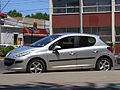 Peugeot 207 1.6 HDi Trendy 2008 (12259552674).jpg