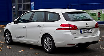 Peugeot 308 - Wikipedia, la enciclopedia libre