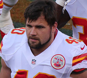 Peyton Hillis - Hillis with the Kansas City Chiefs in 2012