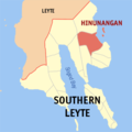 Ph locator southern leyte hinunangan.png